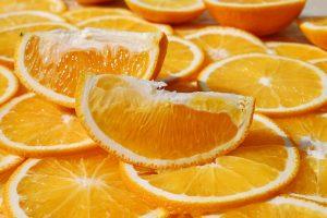 Oranges provide Vitamin C